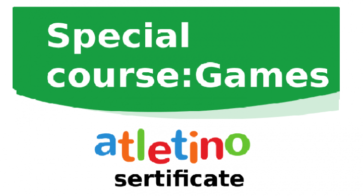 Special course: Games